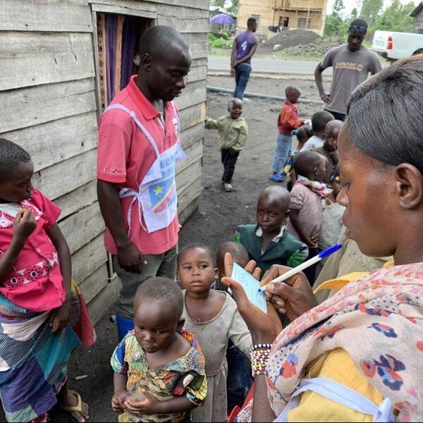 Mazelenepidemie in Congo kostte al zeker 6000 levens