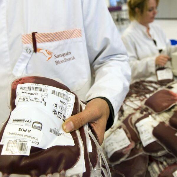Nederlandse coronapatiënt heeft plasma met antistoffen ontvangen