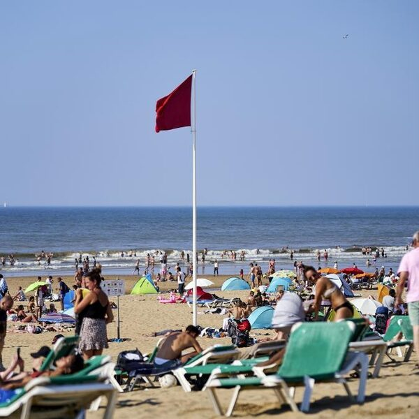 Vier zwemmers verdronken tijdens drukke stranddag