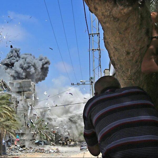 Olaf Koens over leven in de Gazastrook: 'Het is de meest hopeloze plek die ik ken'