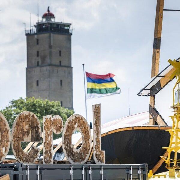 Oerol Festival dit jaar op een denkbeeldig eiland