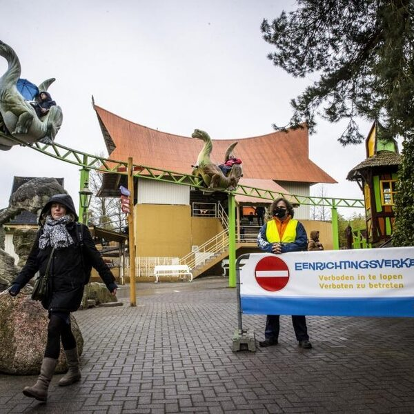 Directeur Avonturenpark Hellendoorn: 'Testen heeft voor attractieparken geen zin'