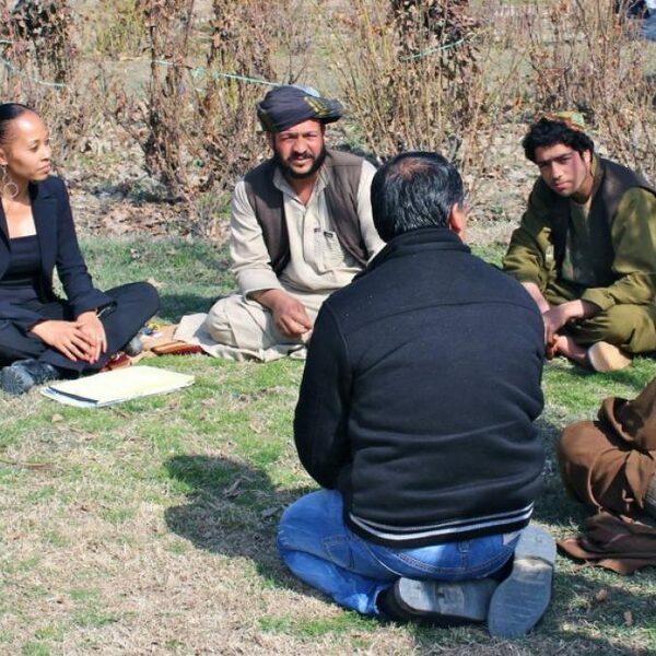 Hoe een Amerikaanse advocaat vecht voor een rechtvaardiger Afghanistan