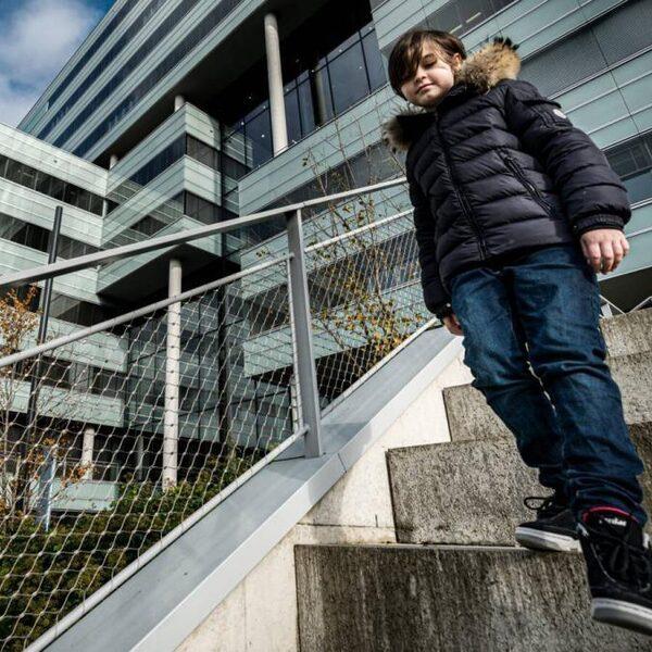 Wonderkind Laurent (9) stopt studie TU Eindhoven