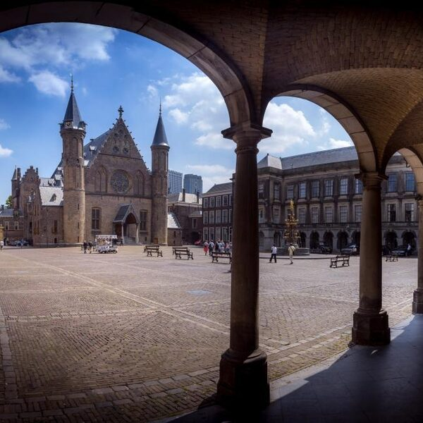 De geheime gangen van het Binnenhof