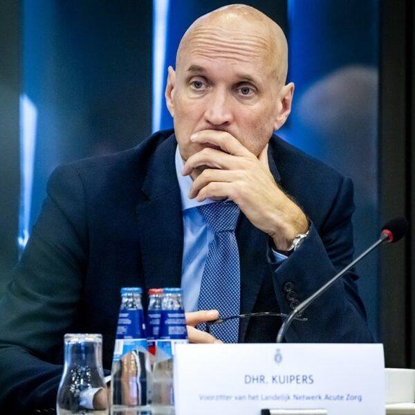 Ernst Kuipers wil geen corona-aanscherpingen voor kerst