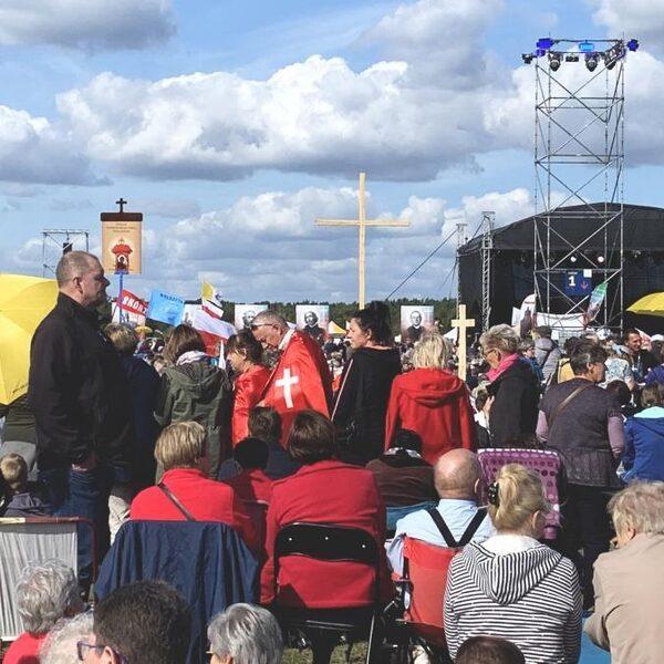 Langs de oevers van de Wisla: Polen onder het Kruis