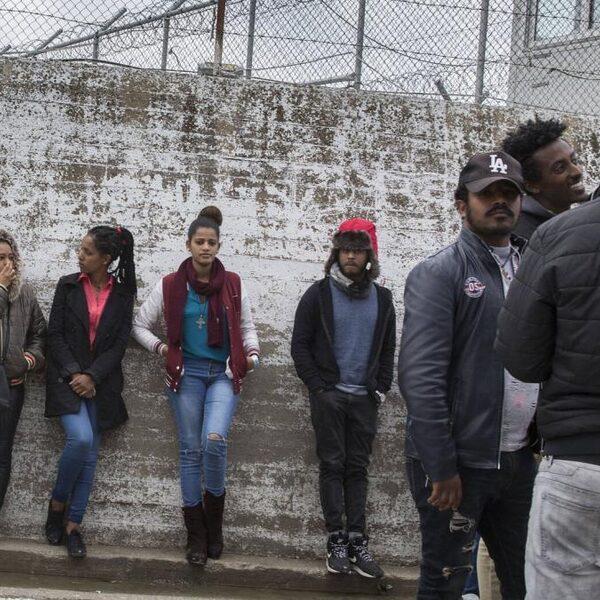 Akkoord kabinet over opnemen migranten uit Griekenland