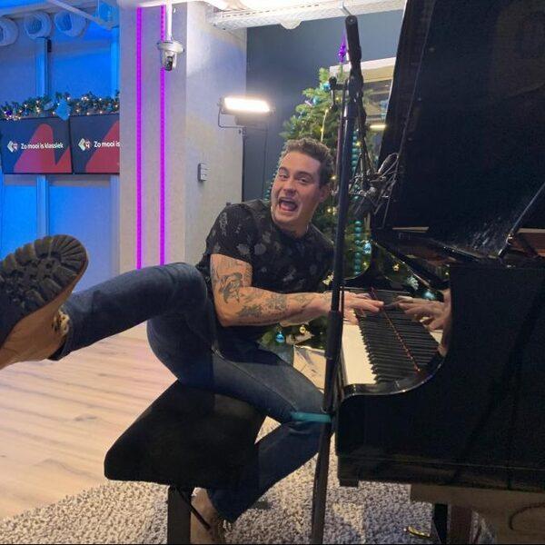Douwe Bob: 'Ik heb mijn kerk gevonden in muziek'
