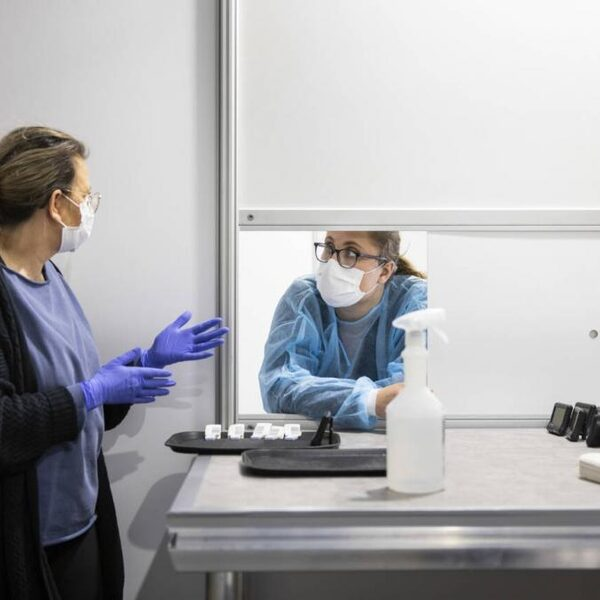 RIVM: nog onvoldoende daling in ziekenhuisopnames