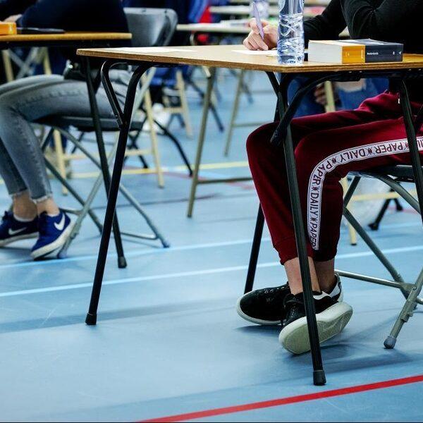 Examen doen in coronatijd: 'Hoe kan ik ontspannen? Ik moet slagen, Slob niet'