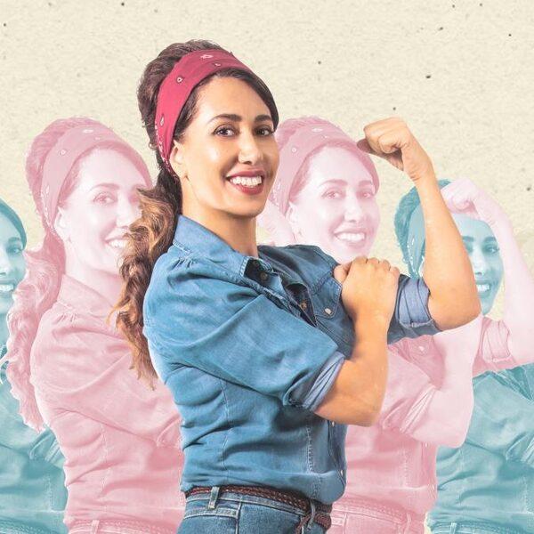 Podcast Vrouw op Mars #1: Van huisvrouw tot huisman