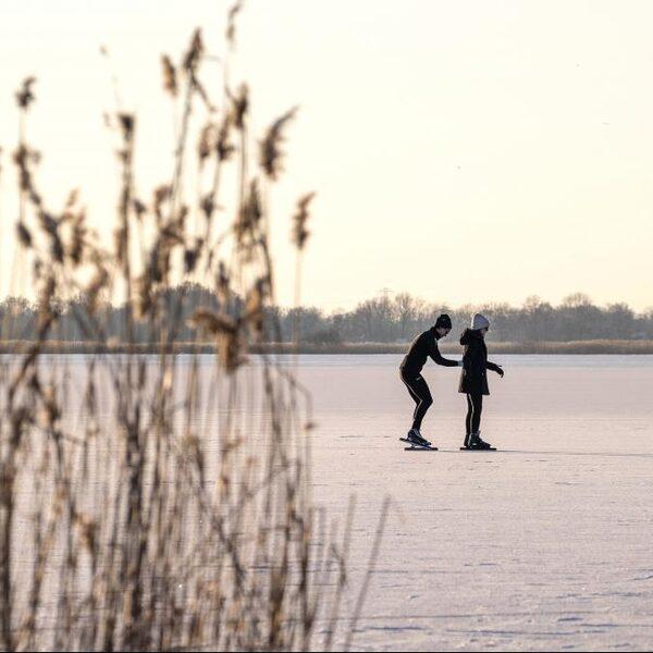 Kabinet zet streep door NK marathon op natuurijs: 'Gingen er vanuit dat het door zou gaan'