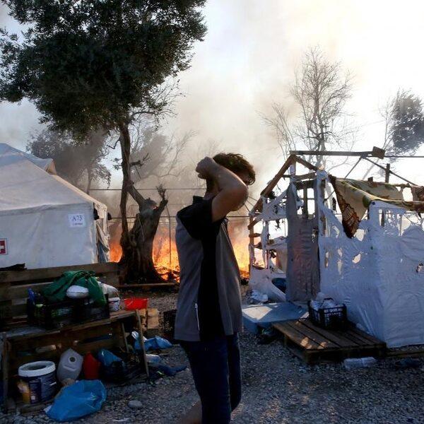 Afspraak honderd migranten uit Moria leidt tot Haagse discussie