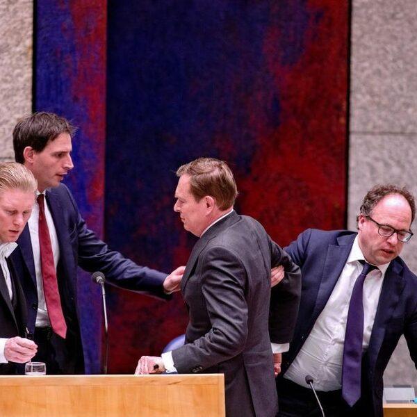 Dirk Hol maakte de beste politieke foto van het jaar