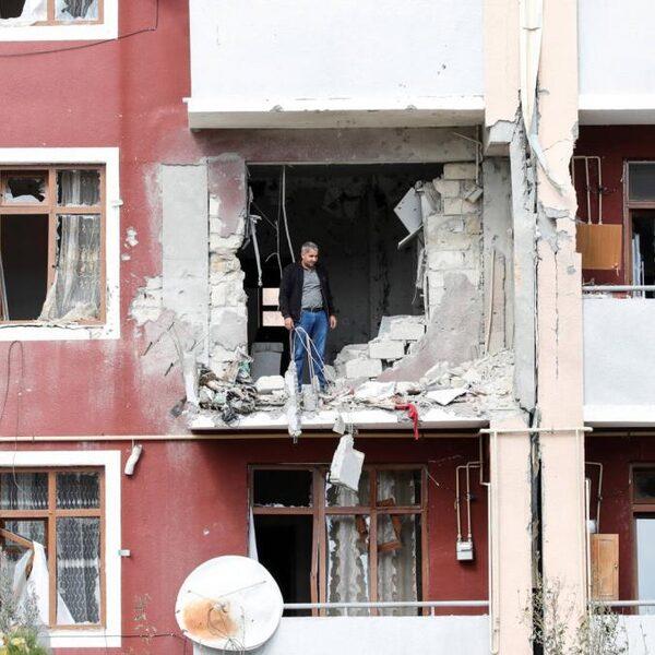 Armenië en Azerbeidzjan beschuldigen elkaar van schenden wapenstilstand