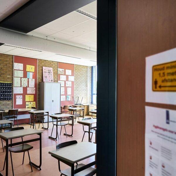 Docenten middelbare scholen maken zich zorgen over verspreiding coronavirus