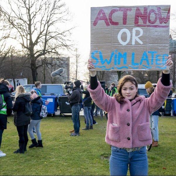 De klimaatspijbelaars moeten veel serieuzer worden genomen