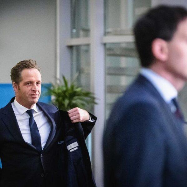 Kees Boonman: 'Omtzigt noemde De Jonge ongeschikt in Nieuwsuur, keiharde constatering'