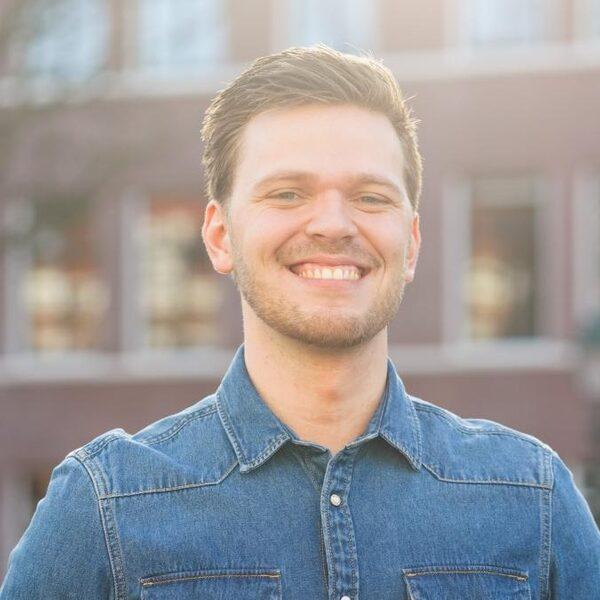 Van marineman tot de jongerenkandidaat van het CDA: Harmen Krul