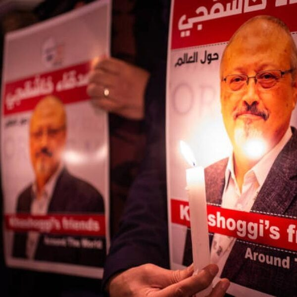 Podcast De Dag: 'Khashoggi als Persoon van het Jaar is een wrang eerbetoon'