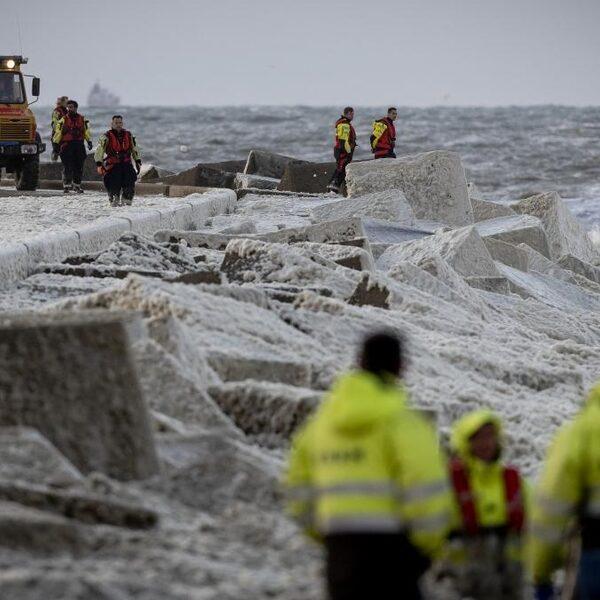 Derde dode watersporter Scheveningen gevonden, totaal nu vijf