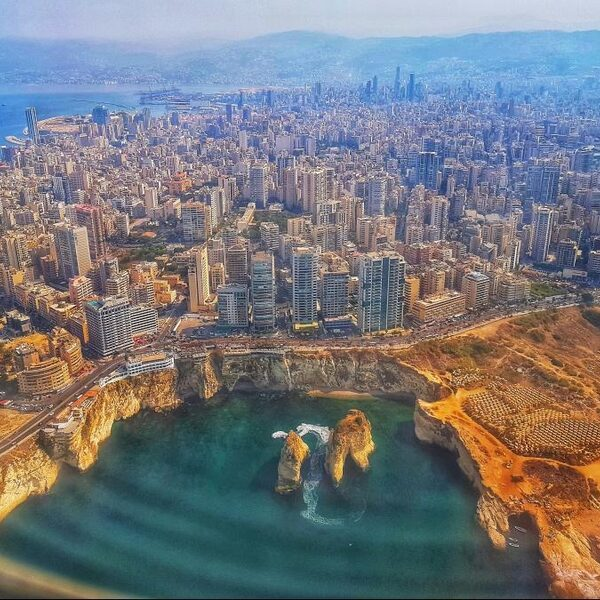 De Libanese keuken is hot, en dit is waarom