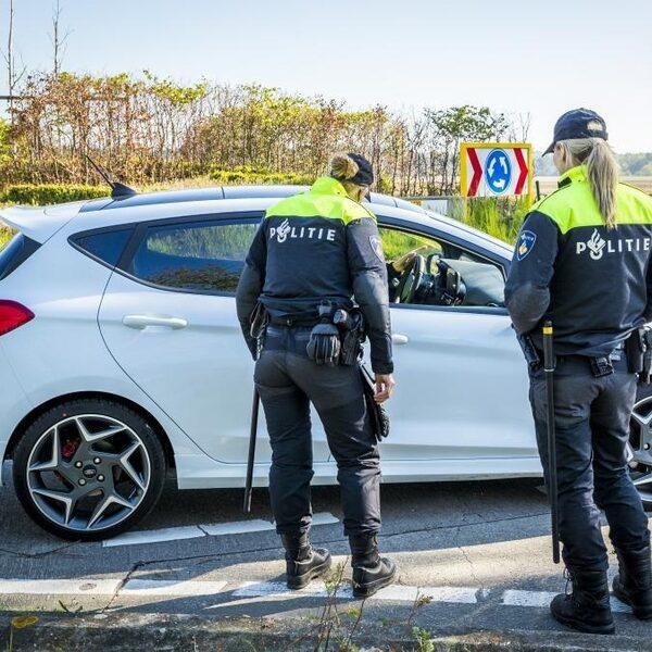 Meer 'coronageweld' tegen politie