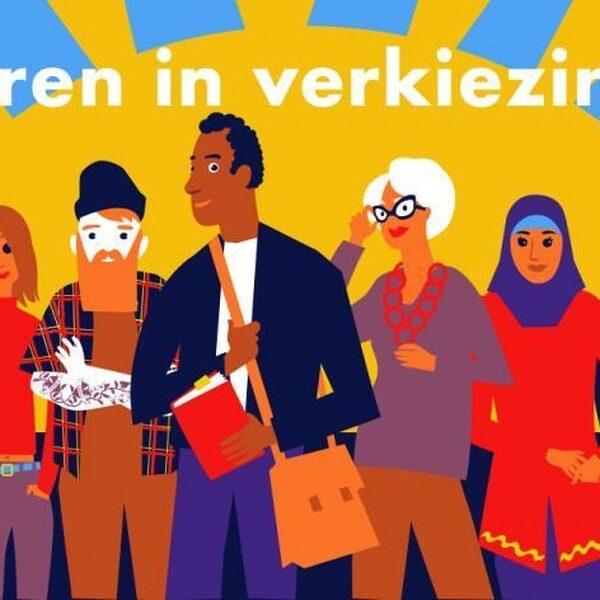 Van FvD tot GroenLinks, jongeren in de Noordkop over stemmen in coronatijd