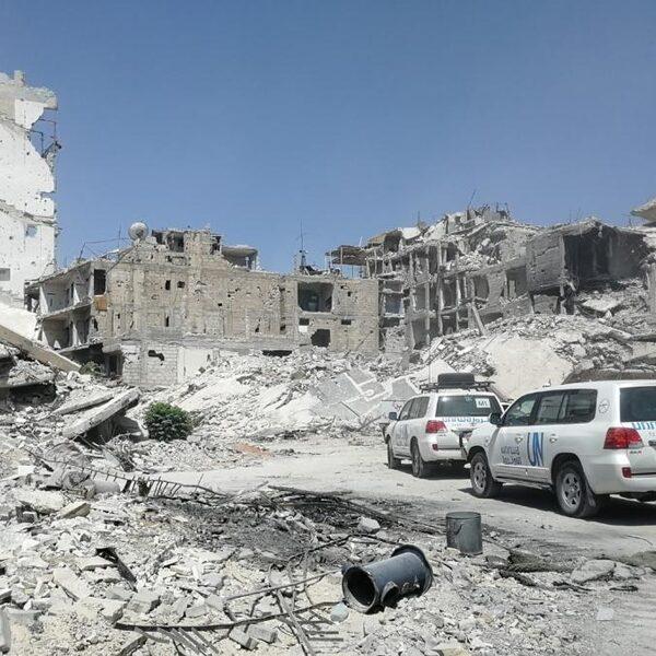 'Ik wil niet langer medeplichtig zijn aan humanitaire hulp in Syrië'