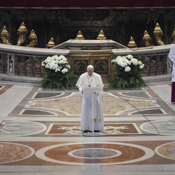 Toespraak paus: nog even over zijn veeg uit de pan voor Nederland