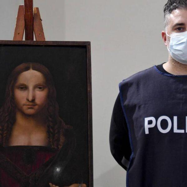Is Salvator Mundi nu wel of niet van Leonardo da Vinci?