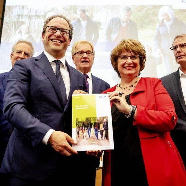 GroenLinks en PvdA: korten pensioenen niet acceptabel