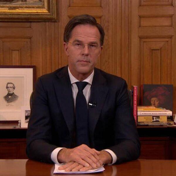 Premier Rutte: 'Zure appel, maar we komen erdoorheen'