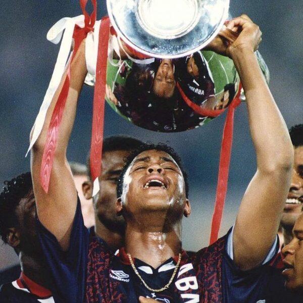 Humberto blikt terug op Champions League-winst Ajax met prominente gasten