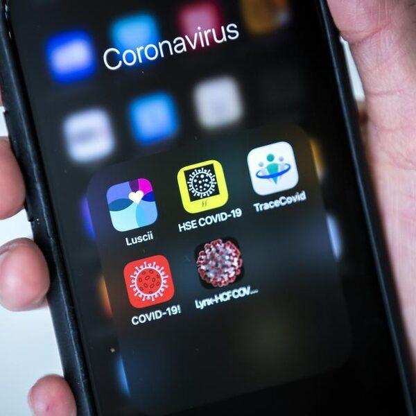 Wetenschappers waarschuwen voor risico's corona-apps