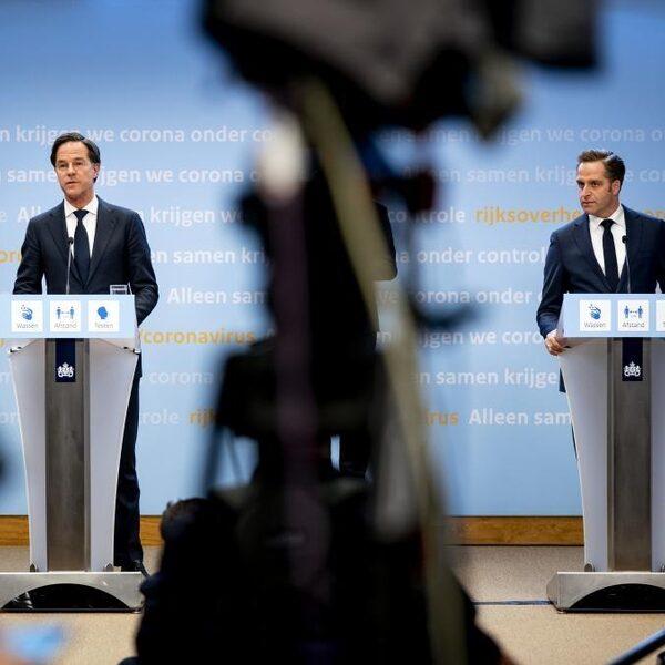 Mediaforum: 'Mark Rutte en Hugo de Jonge zijn gewoon uitgewoond'