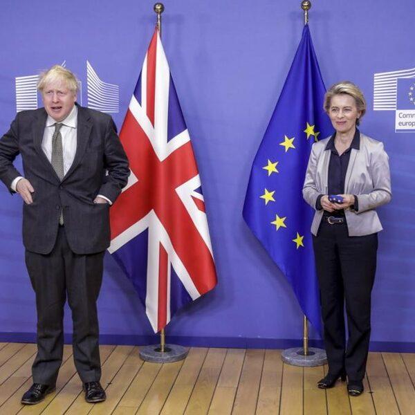 Podcast De Dag: Brexit - vier jaar onderhandelen...voor wat?