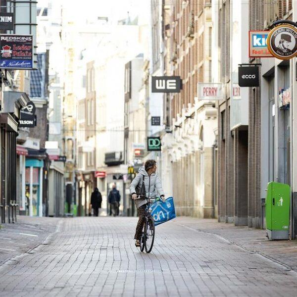 'Catastrofale' krimp van de Nederlandse economie: min van 8,5 procent