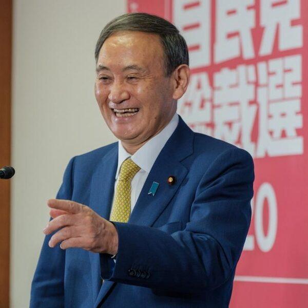Wordt dit de nieuwe premier van Japan?