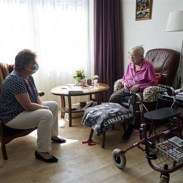 Stand.nl: Het is goed dat verpleeghuizen zelf de mate van versoepeling kunnen bepalen