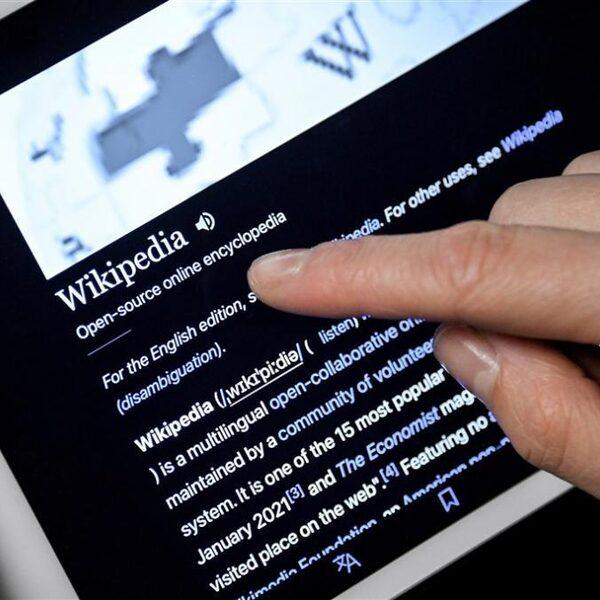 Podcast De Dag: Wikipedia - neutraal bastion in wereld van nepnieuws