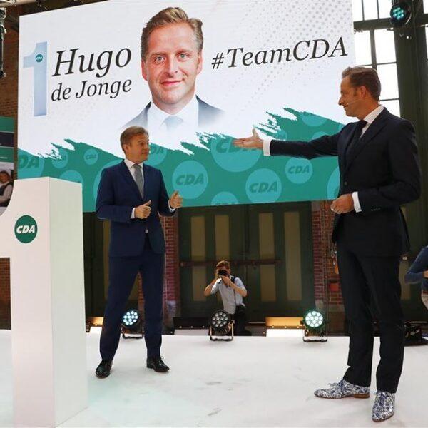 CDA kiest Hugo de Jonge als nieuwe leider