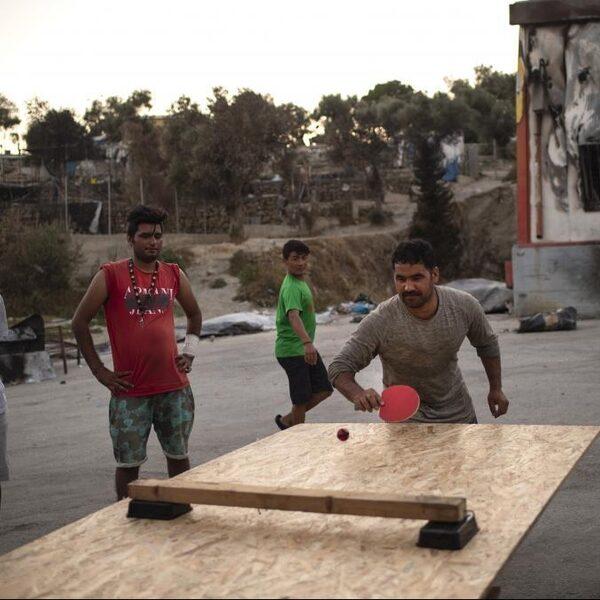 Rode Kruis roept op tot extra hulpverlening voor slachtoffers Moria