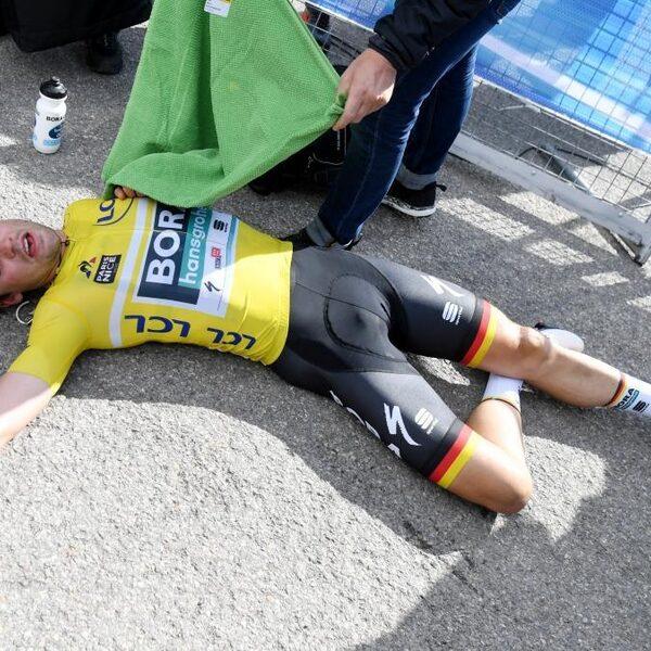'De UCI moet het wielrennen stilleggen'