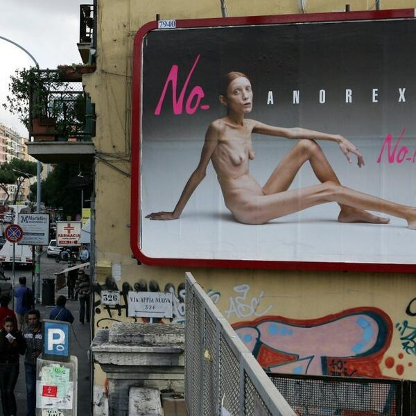 'Praat niet over, maar praat mét anorexiapatiënten'