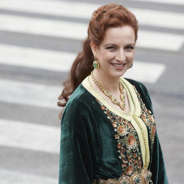 Marokkaanse prinses Salma duikt op na verdwijning van anderhalf jaar