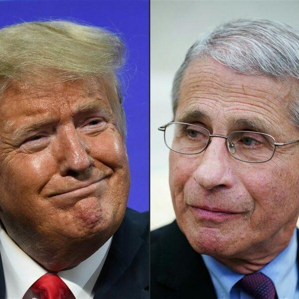 Podcast De Dag: Is Trump virusexpert Fauci aan het dumpen?