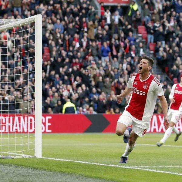 NOS Voetbalpodcast #36: 'Als Frenkie de Jong fit is, wint Ajax van Juventus'
