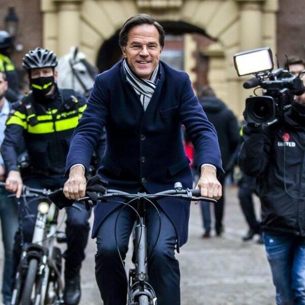 10 jaar Mark Rutte: van 'stuiterbal tot staatsman'